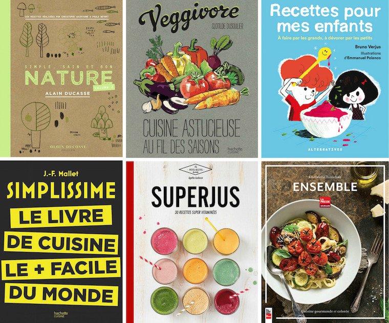 12 livres de cuisine offrir chocolate zucchini - Offrir des cours de cuisine ...