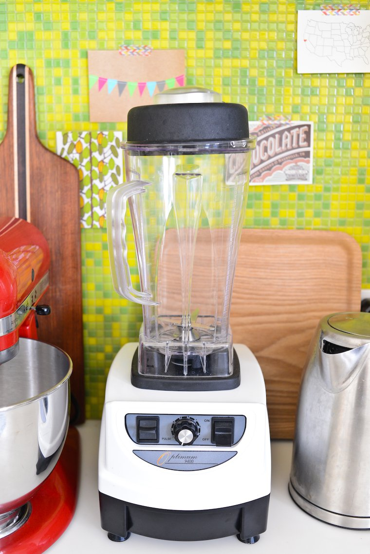 Mon blender Optimum 9400 de Froothie
