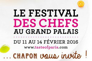 Taste of Paris : Chapon vous invite !