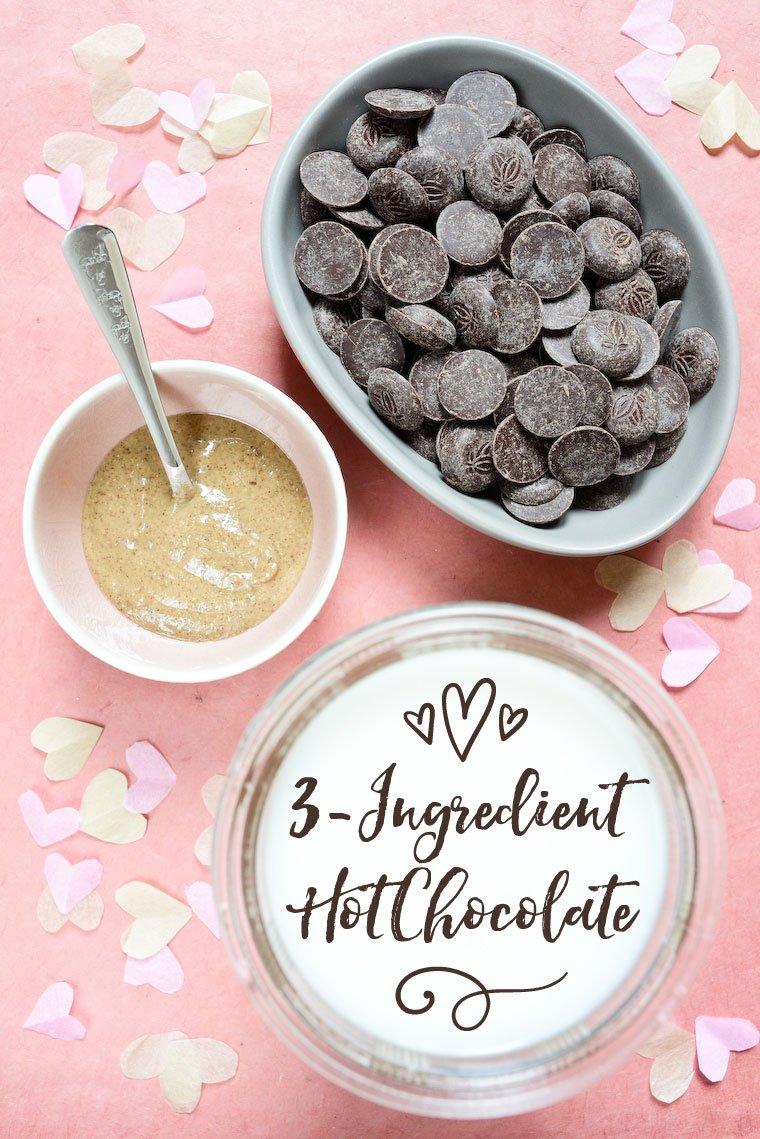 Chocolat chaud vegan : Ingrédients