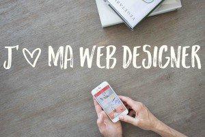 J'aime ma web designer