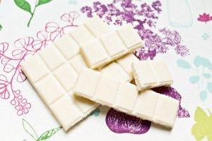 Tablette de beurre de coco à la fleur de sel