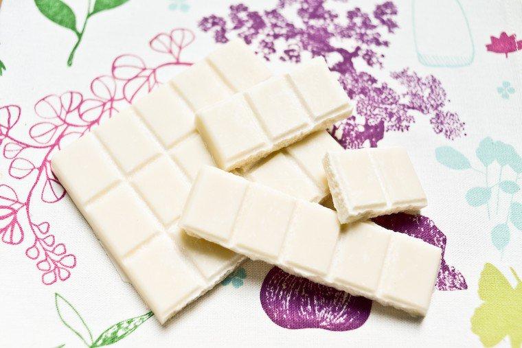 Tablette de beurre de coco à la fleur de sel Recette