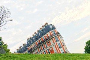 Immeuble rue Lamarck