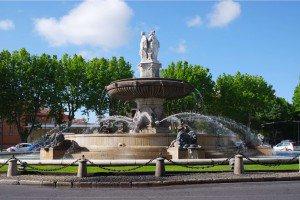 Aix-en-Provence La Rotonde