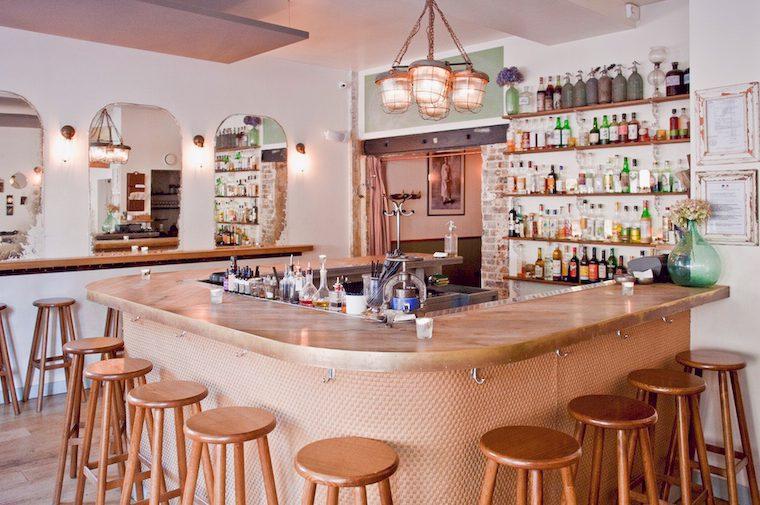 Bar Artisan.  Photo du site officiel.
