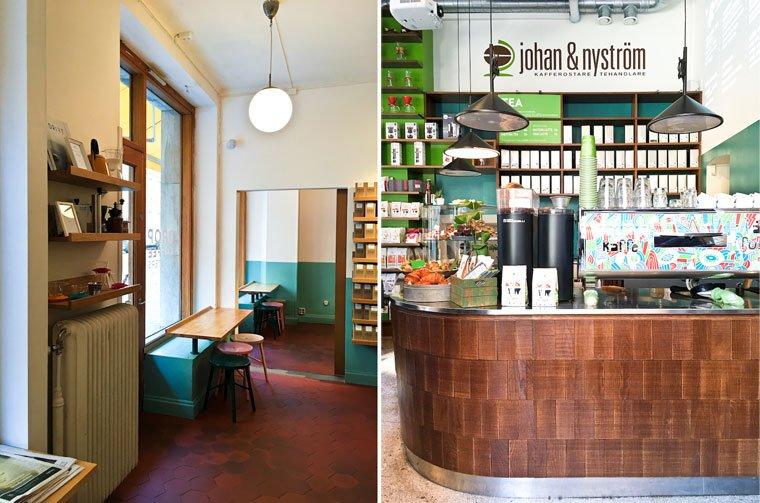 Drop Coffee / Johan & Nyström