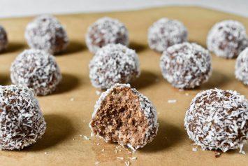 Boules au chocolat suédoises vegan
