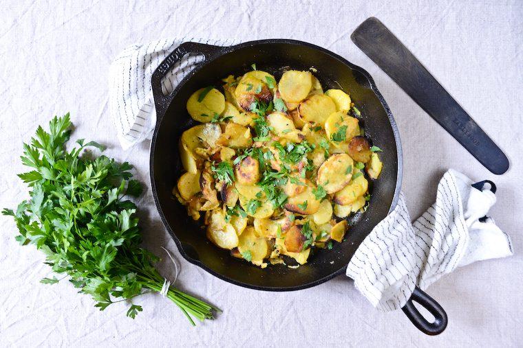 Pommes de terre sarladaises Recette