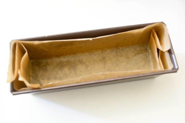 Quatre-quarts sarrasin et chocolat : Le Moule