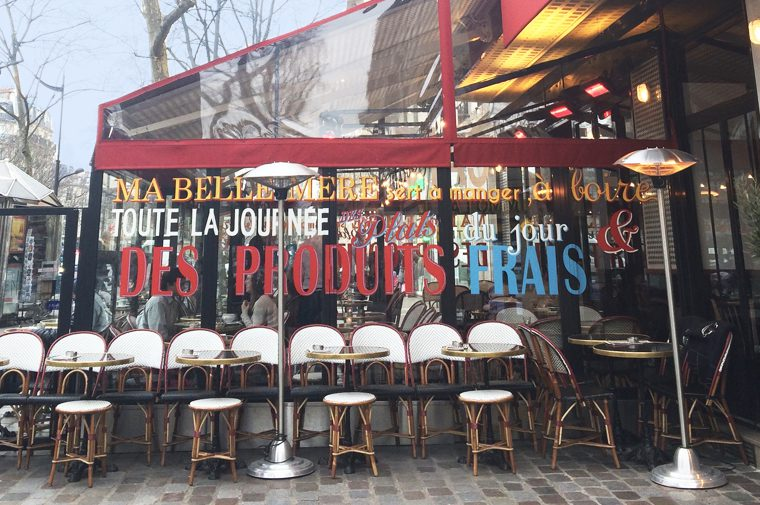 Restaurant à Paris