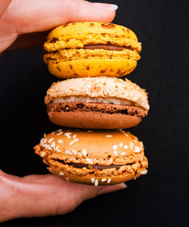 Thierry Court Créations Macarons