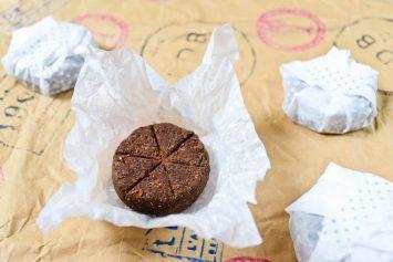 Disques de chocolat mexicain