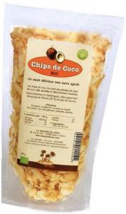 Chips de coco de La Maison du Coco