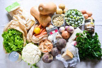 Batch-cooking végétarien pour l'hiver