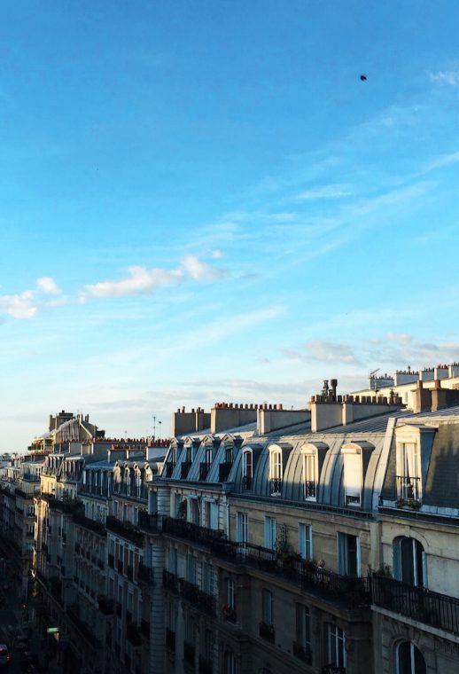 Les toits de Montmartre