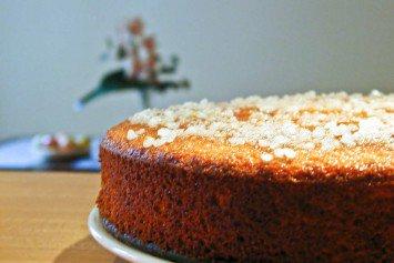 Flourless Orange and Ginger Cake