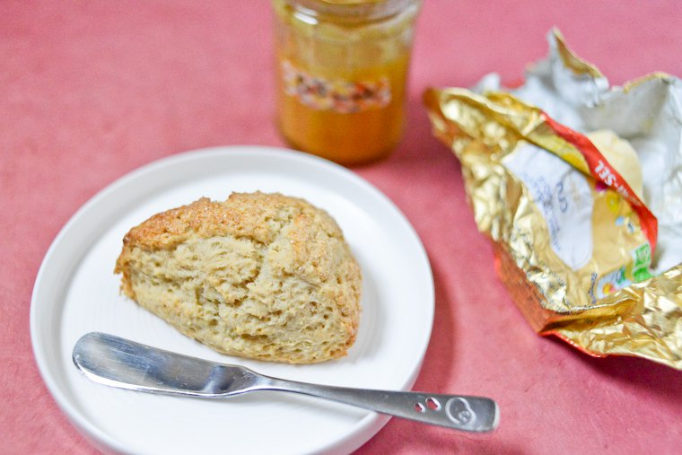 Yogurt Scones Recipe