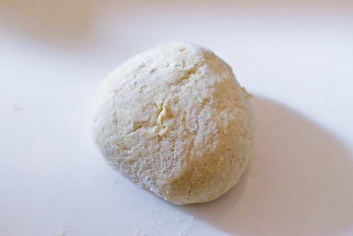 Ball of dough