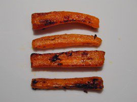 spiced carrot fries spiced carrot fries winter is the blessed season ...