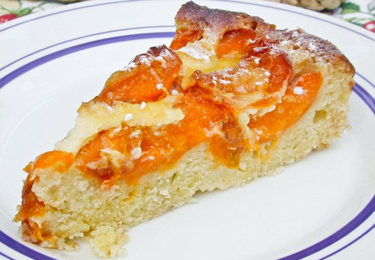 Apricot Pound Cake Recipe