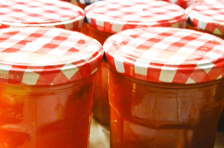 Apricot and Almond Jam Recipe