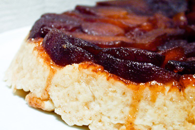 Tarte Tatin with Salted Butter Caramel Recipe