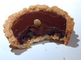 chocolategingertartlet