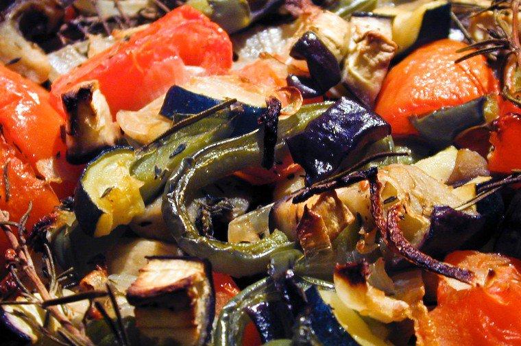 Oven-Roasted Ratatouille Recipe