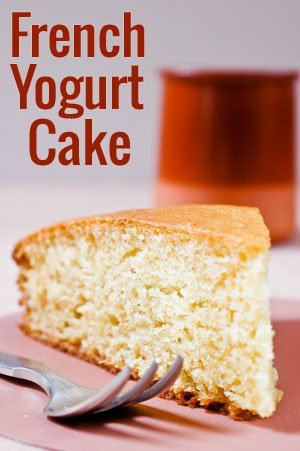 THE recipe for an amazingly moist and fluffy French yogurt cake. A versatile base for variations, and great to make with kids!