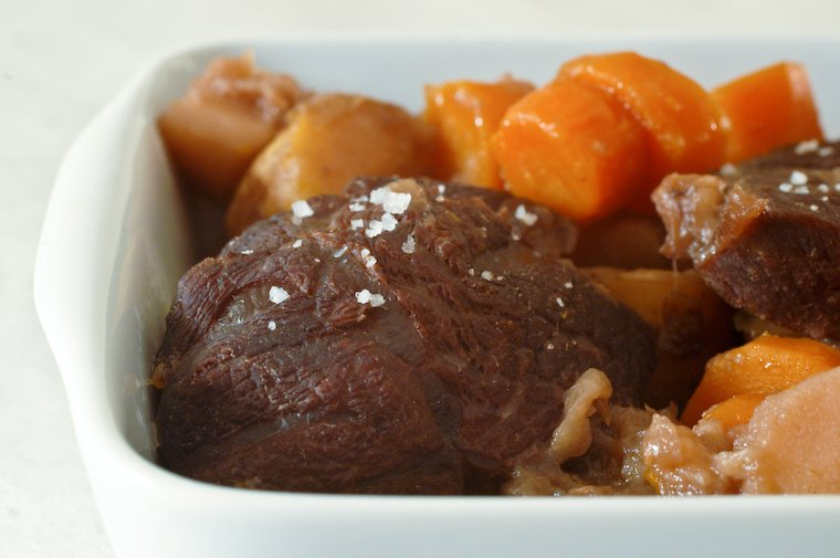 Beef Stew with Root Vegetables Recipe