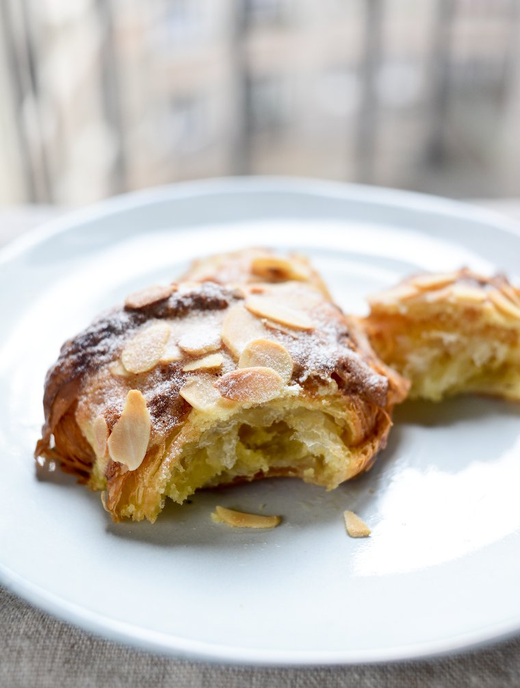 Perfect Almond Croissant