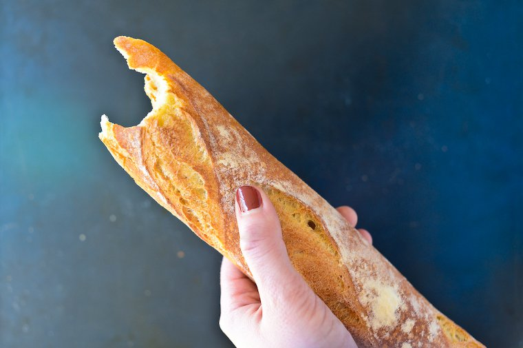 Best Baguette in Paris - Held