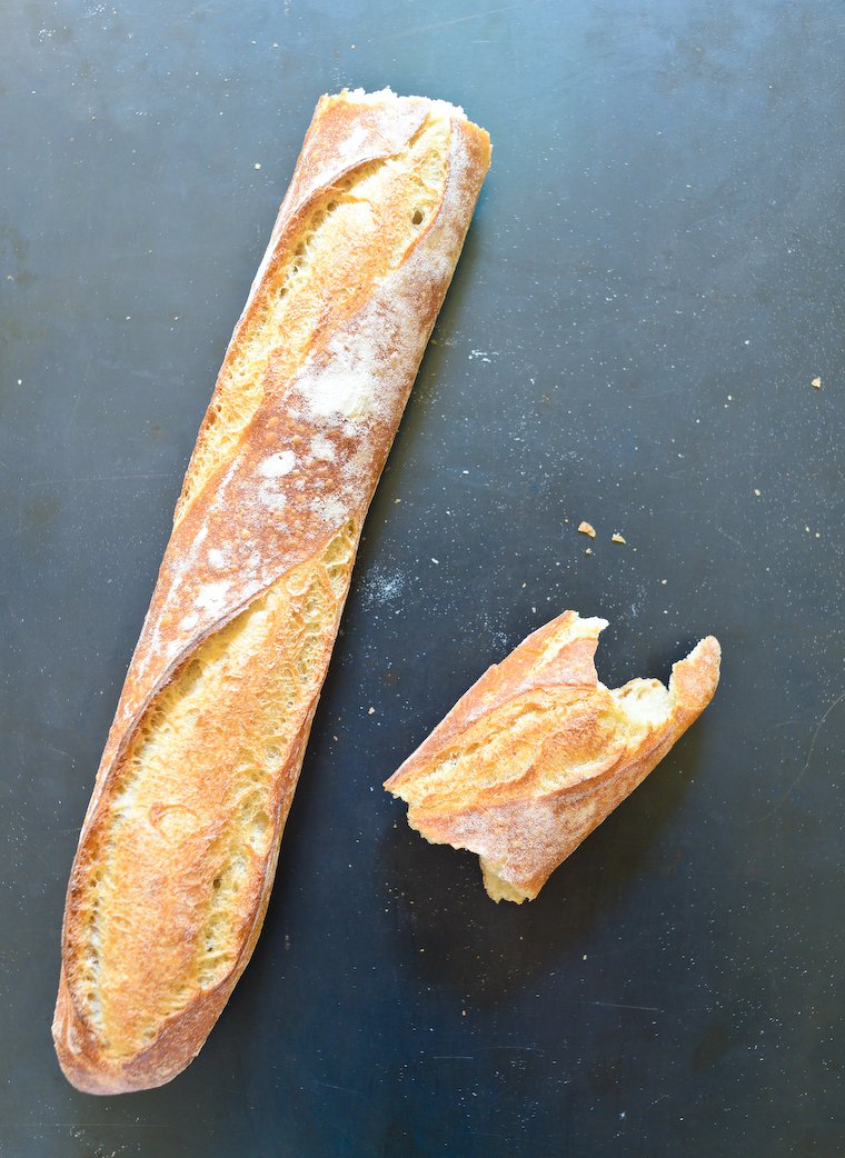 Best Baguette in Paris - Piece