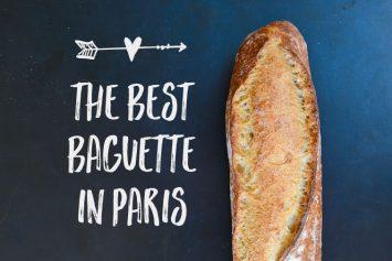 Best Baguette in Paris