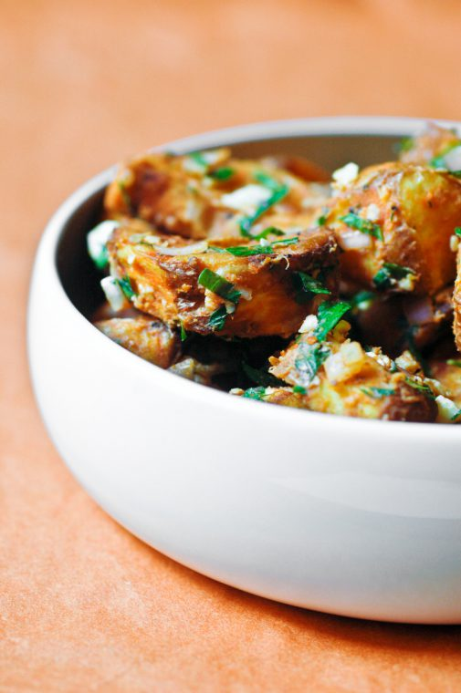 Smoked Paprika Potato Salad Recipe