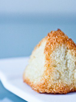 French Coconut Macaroons