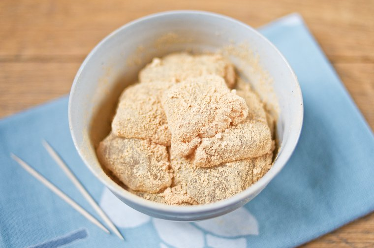 Warabi Mochi Recipe