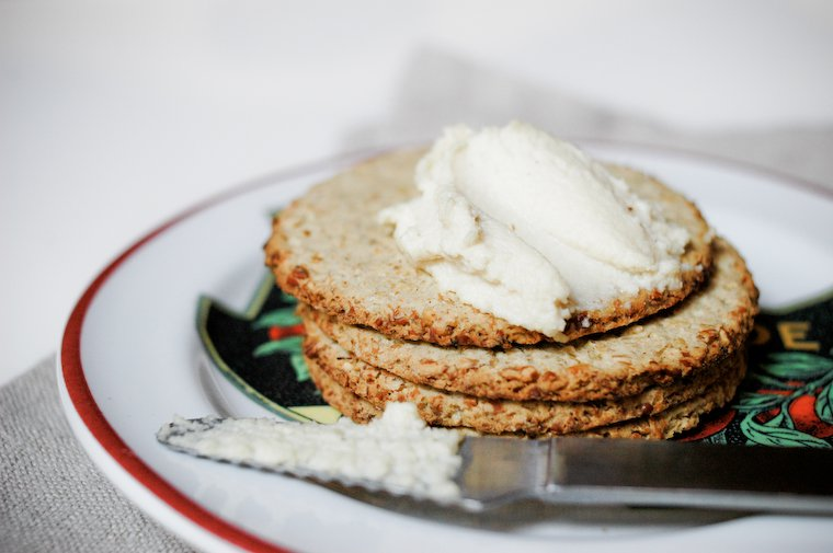Raw Cashew Cheese Recipe