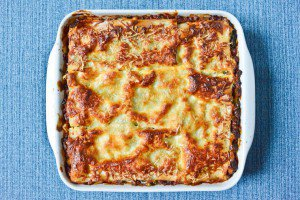 Meat and Vegetable Lasagna