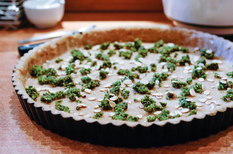 Olive Oil Tart Crust