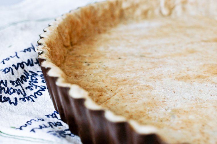 Easy Olive Oil Tart Crust Recipe