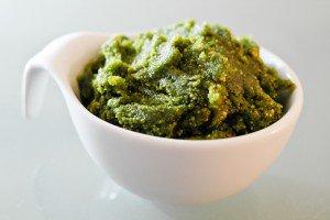 Radish Leaf Pesto