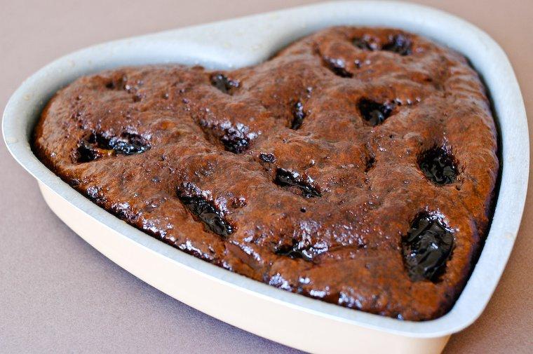 Sticky Chocolate Cake Recipe