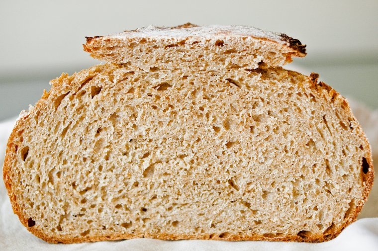 Natural Starter Bread