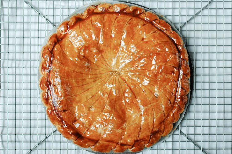 Homemade Galette des Rois Recipe | Chocolate & Zucchini