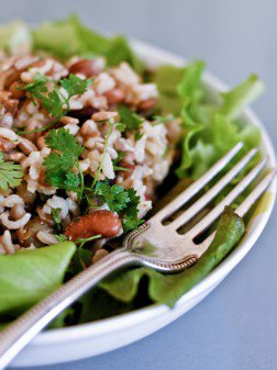 Rice and Bean Salad
