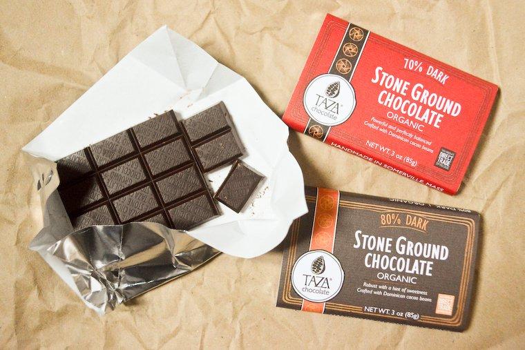 Taza Stone-Ground Chocolate