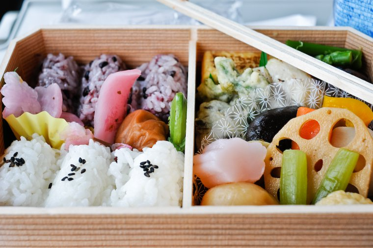 Ekiben (train bento)