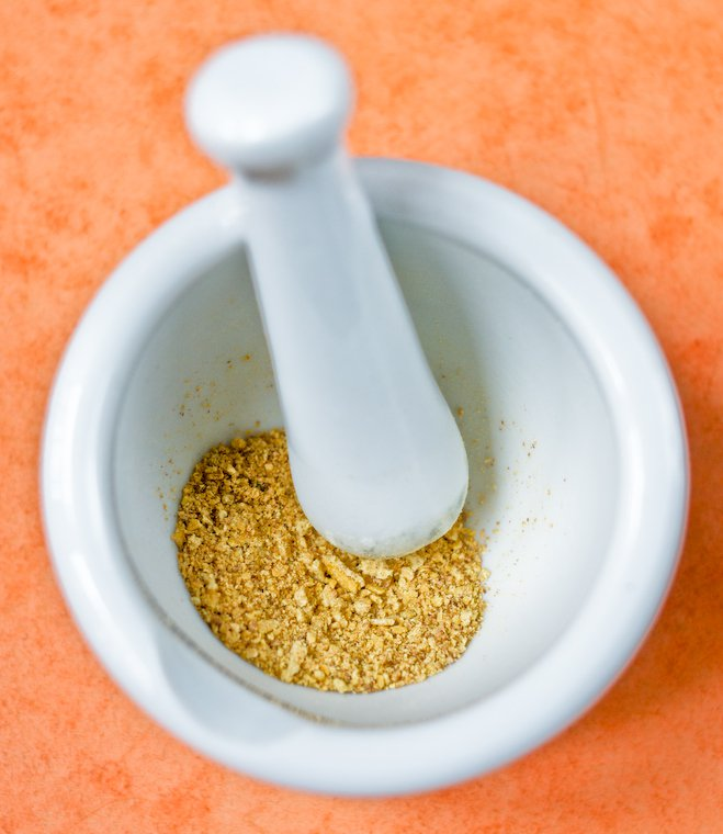 Roasted Lemon Zest Powder Recipe